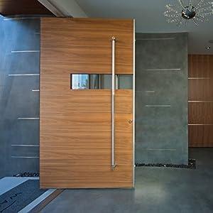Wavehouse stainless steel sus304 modern for 48 inch barn door