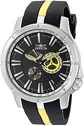 Invicta Men's 20332SYB S1 Rally Analog Display Quartz Two Tone Watch