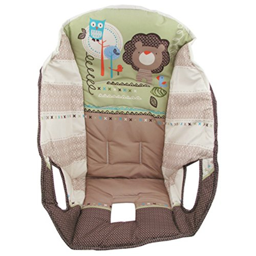 Fisher Price EZ Clean High Chair Replacement Pad X7329 Animals theodore gilliland fisher investments on utilities