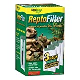Tetra ReptoFilter Disposable Filter Cartridges, Medium, 3 Pack