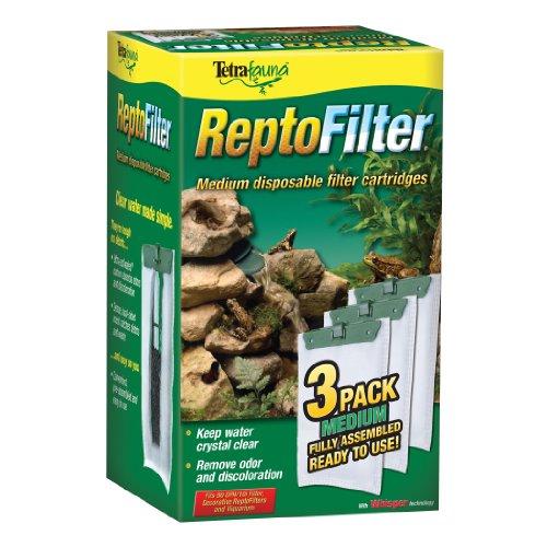 Tetra 25845 Reptofilter Filter Cartridges Medium 3 Pack