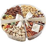 Natural Dried Fruits & Nuts Tray
