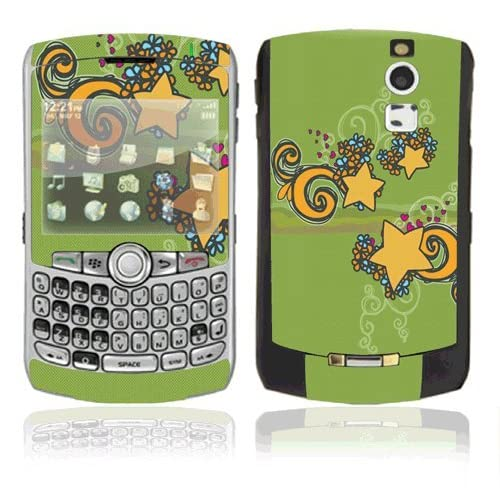 Shooting Stars Decorative Skin Cover Decal Sticker for