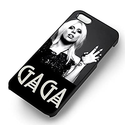 Classy Lady Gaga In Black for Iphone 6 and Iphone 6s Case
