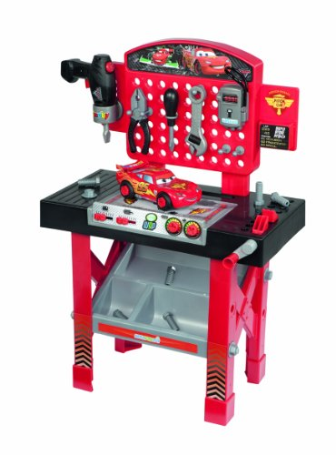 Simba-Smoby Cars Workbench