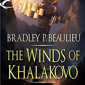 The Winds of Khalakovo Hörbuch