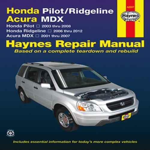 2008 Acura Mdx For Sale: Honda Pilot/Ridgeline, Acura MDX: Honda Pilot 2003 Thru