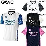 □ガビック gavic(GAVIC)ヘイル柄昇華プラクティスシャツ GA8163 (RO)(ユニセックス) NVY/PNK L