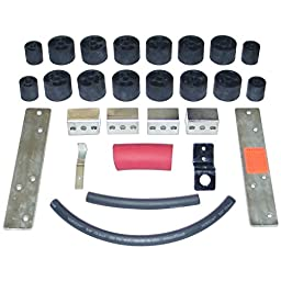 Performance Accessories (102) Body Lift Kit for Chevy/GMC