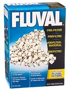Fluval Pre-Filter Media – 750 grams/26.45 ounces