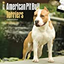 American Pit Bull Terriers 18-Month 2014 Calendar (Multilingual Edition)