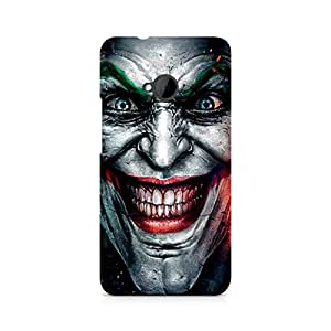 Ebby Injustice Face Premium Printed Case For HTC One M7