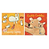 Mommy & Daddy Board Book Bundle