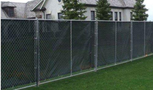 Costdot Privacy Screen Fence Black Mesh Windscreen ...