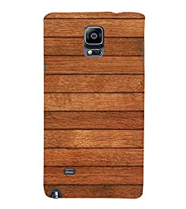 99Sublimation Wooden Stripes Background 3D Hard Polycarbonate Back Case Cover for Samsung Galaxy Note 4 :: N910G :: N910F N910K/N910L/N910S N910C N910FD N910FQ N910H N910G N910U N910W8