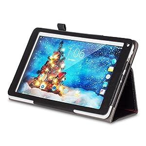"[3 Bonus items] Simbans Presto 10 inch tablet, Android tablet 10.1 inch IPS screen, Quad Core, HDMI, 1GB, 16GB Tablet PC, 2M + 5M Camera, GPS, WiFi, USB, Bluetooth, 5.1 Lollipop 10"" Tablet Computer"