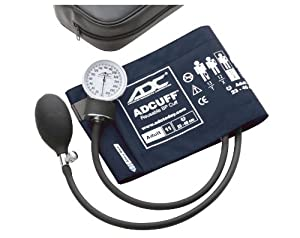 American Diagnostic Corporation Sphygmomanometer, Navy, Adult