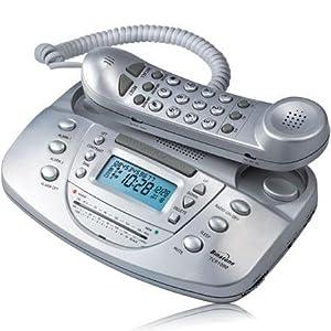 binatone tcr 1000 silver telephone am electronics. Black Bedroom Furniture Sets. Home Design Ideas