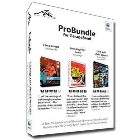 ProBundle for GarageBand