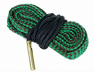 NuoYa005 Fit For Rifle/Pistol Bore Snake Gun Cleaning .22 .223 5.56 Brass Weighted Cord (Include a Cycling Reflective Band as gift)