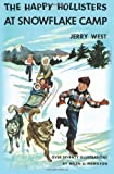 The Happy Hollisters at Snowflake Camp (1466382082) by Jerry West