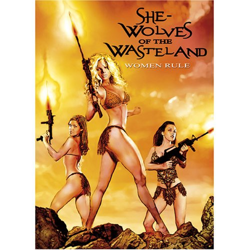 She Wolves of the Wasteland Movie