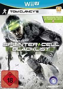 Tom Clancy's Splinter Cell Blacklist - [Nintendo Wii U]