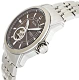 Bulova Men's 96A101 Automatic Self-Winding Mechanical Exhibition Caseback Bracelet Watch