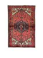 L'Eden del Tappeto Alfombra Hamadan Rojo / Multicolor 107 x 154 cm