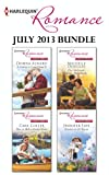 Harlequin Romance July 2013 Bundle: A Cowboy to Come Home To\How to Melt a Frozen Heart\The Cattlemans Ready-Made Family\Rancher to the Rescue (Cadence Creek Cowboys)