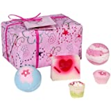 Bomb Cosmetics - Pretty in Pink - Coffret cadeau - Produits de bain