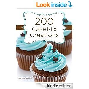 200 Cake Mix Creations