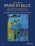 Paris in Blue (20 pi�ces c�l�bres) --- Piano