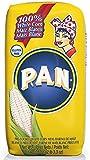 P.A.N Harina Blanca - Pre-cooked White Corn Meal 2lbs