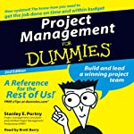 Project Management for Dummies: Second Edition   Stanley Portny