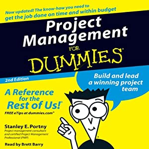 Project Management for Dummies: Second Edition | [Stanley Portny]