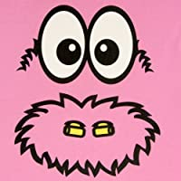カープ乳幼児向け新ブランド「taitai(たいたい)」 スラィリーTシャツ (110, ピンク)