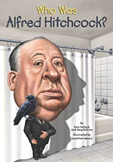 Book Cover: Who Was Alfred Hitchcock?