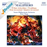 Malipiero: Finto Arlecchino (Il) / Vivaldiana