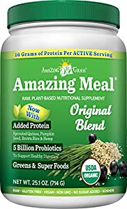 Amazing Grass Meal Café Mocha, 29.8 Ounces