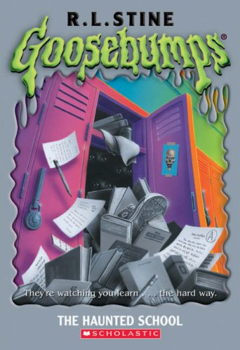 Goosebumps #59: The Haunted School