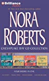 Nora Roberts Chesapeake Bay CD Collection: Sea Swept, Rising Tides, Inner Harbor, Chesapeake Blue (Chesapeake Bay Saga) Nora Roberts