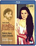 Gounod, C.-F.: Roméo et Juliette (Studio Production, 2002) [Blu-ray]