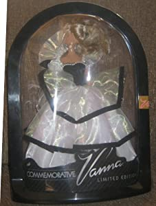 Commemorative Vanna Limited Edition
