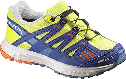 Salomon Kid's XR Mission J Green Running Sneakers 6 M