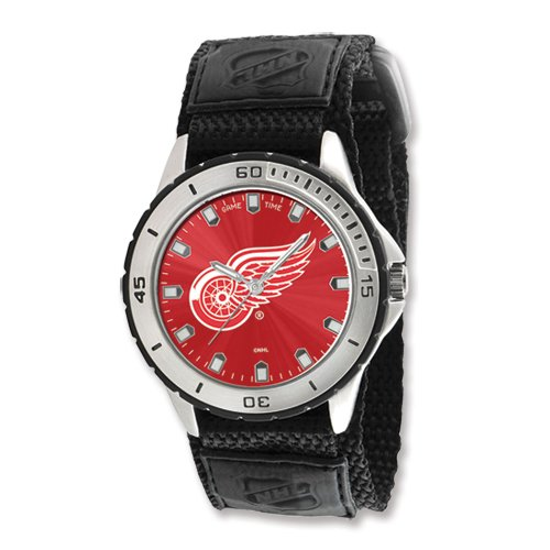 Mens NHL Detroit Red Wings Veteran Watch