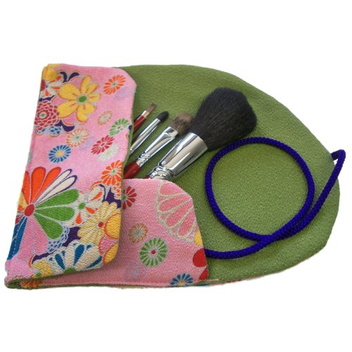 創業140年 広島筆産業 伝統の匠の技で贈る熊野筆 プロ仕様 高級熊野化粧筆セット