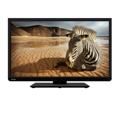 Toshiba 32D3453DB 32-inch Widescreen HD Ready Smart LED TV with Built-In DVD Player and Freeview HD