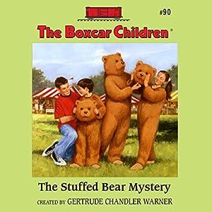The Stuffed Bear Mystery Audiobook