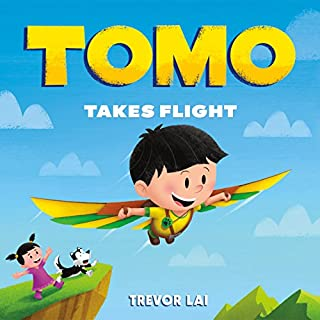 Book Cover: Tomo Takes Flight